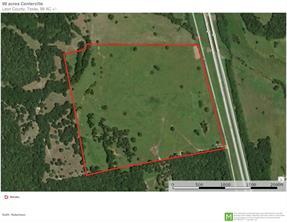 98 .88 acres i-45 south s, centerville, TX 75833