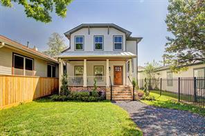 Houston Home at 610 Rutland Street Houston                           , TX                           , 77007-2415 For Sale