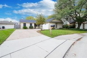 Houston Home at 1902 Hickory Lawn Drive Houston                           , TX                           , 77077-6317 For Sale