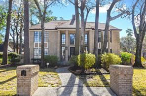 Houston Home at 6739 Apple Valley Lane Houston , TX , 77069-2444 For Sale