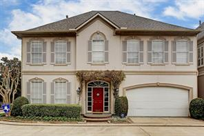 Houston Home at 9227 Pemberton Circle Drive Houston , TX , 77025-4323 For Sale