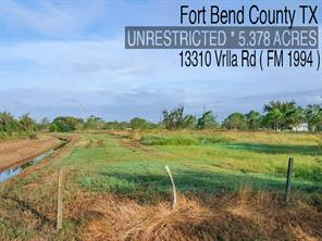 13310 Vrlla Road, Guy, TX 77444