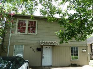 6737 Avenue P, Houston, TX 77011