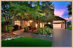 Houston Home at 50 Pagehurst Court The Woodlands , TX , 77382-2548 For Sale