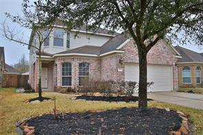 Houston Home at 2327 Turnbury Elm Court Spring , TX , 77386-3293 For Sale