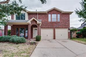 Houston Home at 17606 Meadow Crossing Lane Houston , TX , 77095-4770 For Sale