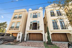 Houston Home at 2503 Couch Street B Houston , TX , 77008-1633 For Sale