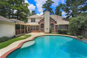 Houston Home at 10 Old River Place Spring                           , TX                           , 77382-1695 For Sale