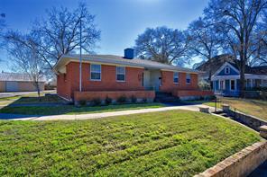 Houston Home at 401 Alamo Street Brenham , TX , 77833-3655 For Sale
