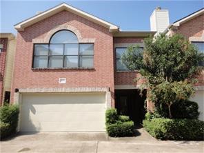 Houston Home at 9806 Madeline Alyssa Court Houston , TX , 77025-4341 For Sale