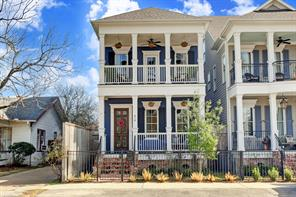 Houston Home at 414 Arlington Street Houston , TX , 77007-2618 For Sale