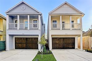 Houston Home at 114 E 27th St B Houston , TX , 77008 For Sale