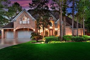 Houston Home at 7 Cane Mill Place The Woodlands , TX , 77382-1249 For Sale