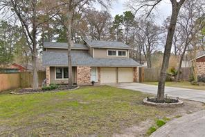 Houston Home at 32 Greenbud Court Spring                           , TX                           , 77380-2813 For Sale