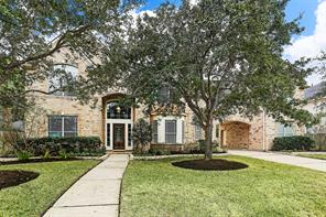 Houston Home at 5518 Maybrook Park Lane Katy , TX , 77450-8090 For Sale