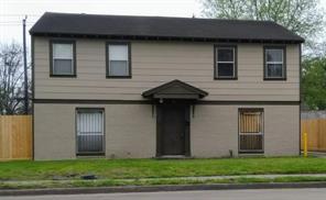 Houston Home at 3340 Blodgett Houston , TX , 77004 For Sale