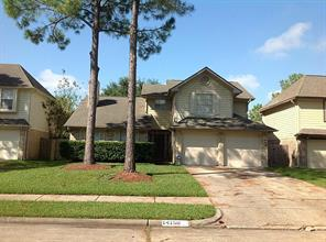 Houston Home at 14150 Cascade Falls Drive Houston                           , TX                           , 77062-2091 For Sale