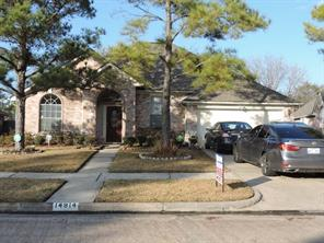 Houston Home at 14914 Mission Hills Drive Houston                           , TX                           , 77083-4444 For Sale