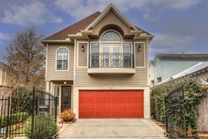 Houston Home at 907 Herkimer Street Houston , TX , 77008-6741 For Sale