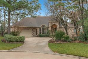 Houston Home at 3 Acorn Cluster Court The Woodlands                           , TX                           , 77381-4839 For Sale