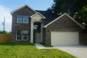 Houston Home at 3936 Kilkenny Drive Houston , TX , 77047 For Sale