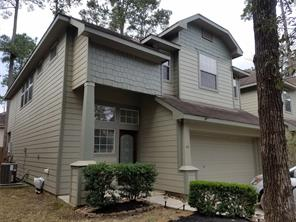 Houston Home at 115 Cornflower Drive Conroe                           , TX                           , 77384-5081 For Sale