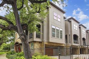 Houston Home at 4102 Roseland Street Houston , TX , 77006-4927 For Sale