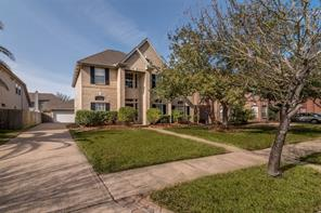 Houston Home at 2527 Acadiana Lane Seabrook                           , TX                           , 77586-2854 For Sale