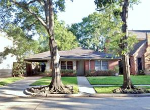 Houston Home at 3026 Quenby Avenue West University Place , TX , 77005-2336 For Sale