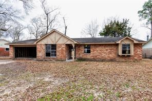 110 Wood Manor, Sour Lake TX 77659