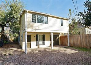 405 1/2 Vincent, Houston, TX, 77009