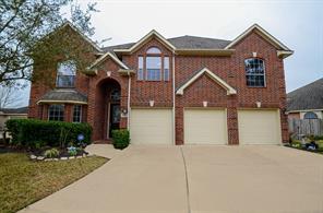 Houston Home at 25603 Creston Meadow Drive Richmond , TX , 77406-7285 For Sale