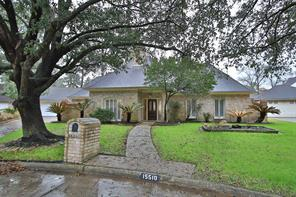 Houston Home at 15510 Alderete Drive Houston , TX , 77068-1124 For Sale