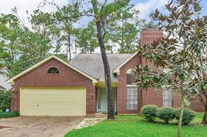 Houston Home at 79 Stony Bridge Circle Spring                           , TX                           , 77381-4439 For Sale