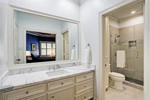 2015 remodeled en suite bath with shower