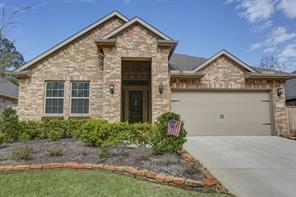 Houston Home at 125 Gray Vervain Court Montgomery , TX , 77316 For Sale