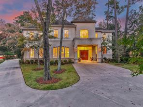 Houston Home at 55 Stillforest Street Piney Point Village , TX , 77024-7518 For Sale