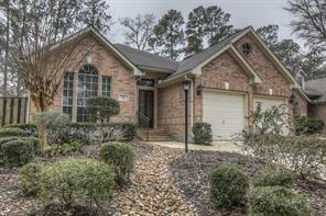 Houston Home at 11 Tethered Vine Place The Woodlands                           , TX                           , 77382-1177 For Sale
