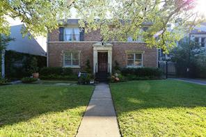 Houston Home at 2009 South Boulevard Houston                           , TX                           , 77098-5333 For Sale
