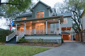 Houston Home at 2322 Gardenia Drive Houston                           , TX                           , 77018-4612 For Sale