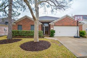 Houston Home at 2215 Trotter Drive Katy                           , TX                           , 77493-3431 For Sale