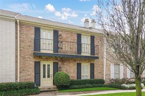 Houston Home at 2323 Augusta Drive 30 Houston , TX , 77057-4710 For Sale