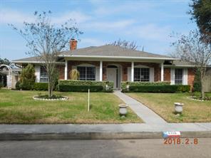 Houston Home at 8110 Braesview Lane Houston                           , TX                           , 77071-1207 For Sale