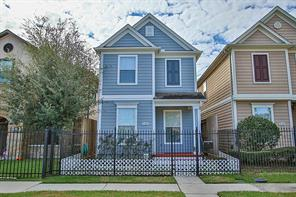 Houston Home at 542 27th Street Houston , TX , 77008-1910 For Sale
