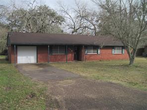Houston Home at 112 Avenue F Brazoria                           , TX                           , 77422-8540 For Sale