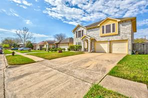 Houston Home at 12318 Meadow Gate Drive Stafford , TX , 77477-2233 For Sale