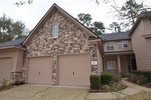 Houston Home at 14 Alderon Woods Place Spring                           , TX                           , 77382-5362 For Sale