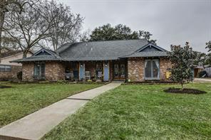 Houston Home at 18606 Carriage Court Houston , TX , 77058-4016 For Sale
