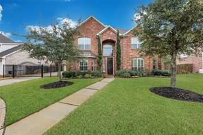 Houston Home at 21615 Winter Violet Court Cypress , TX , 77433-2618 For Sale