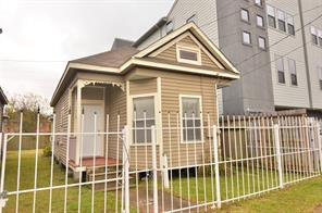 Houston Home at 2113 Saint Charles Street Houston , TX , 77003-6041 For Sale